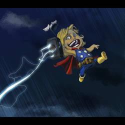 Thor by feuerkorn