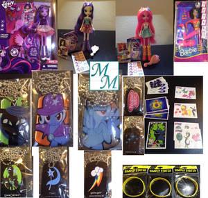 eBay listings May-Jun 2014  -Nightmare Night Funds