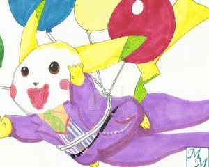 May 2017 Lego Pikachu Joker