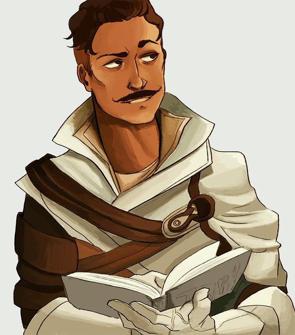 Dorian by JellyLemons