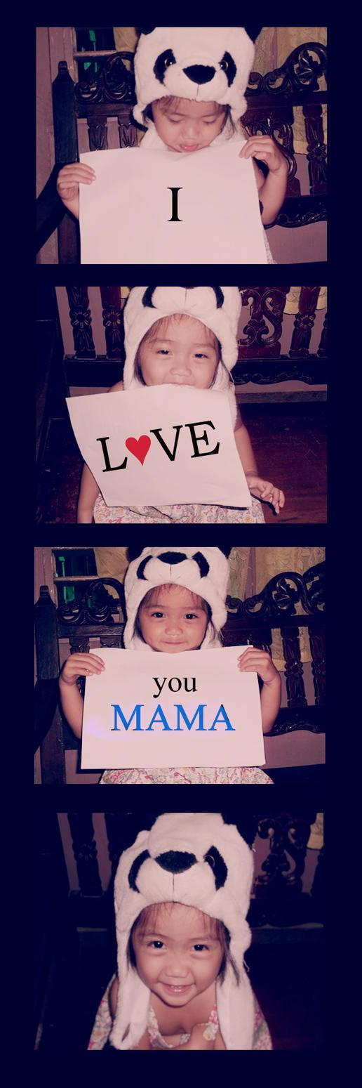 I love you meme by macriz05