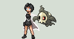 Pokemon trainer sprite by Kiyamasho