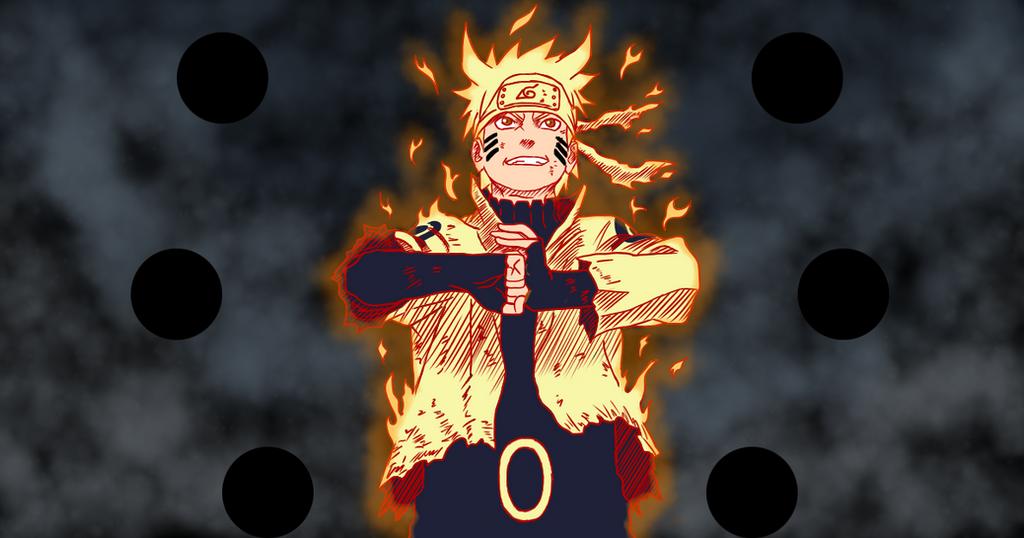 Naruto Modo Sabio De Los 6 Caminos Para Colorear: Imagenes De Naruto Modo Sabio De 6 Caminos Naruto Modo