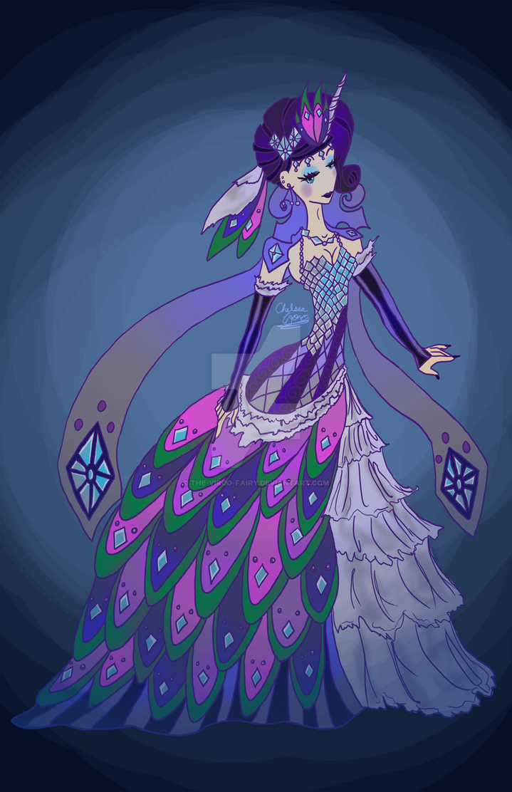 Fashion Is Magic Rarity By The Virgo Fairy On DeviantArt