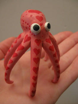 Simon the LoveOctopus