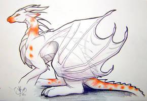 It's a dragon- GASP by pandalemur