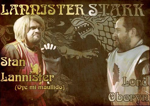 GOT Lannister VS Stark