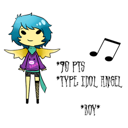 Idol Angel Boy [ADOPT]