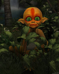 Ichi Frog