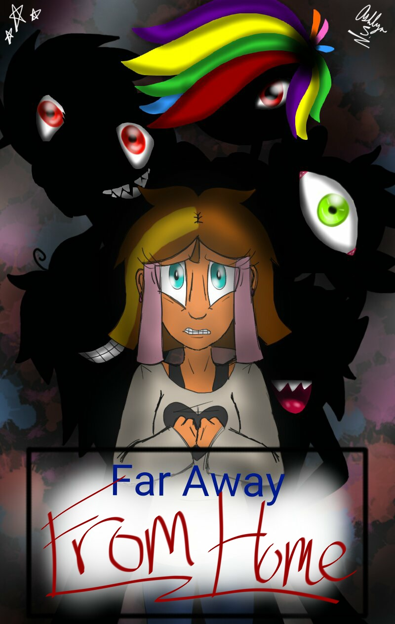 Far Away From Home {Cover} by AshSkeleton99 on DeviantArt