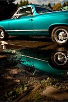 El Camino Reflections by olgieshmolgie