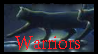Warriors stamp by vampyric-princess