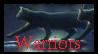 Warriors stamp by vampyric-princess
