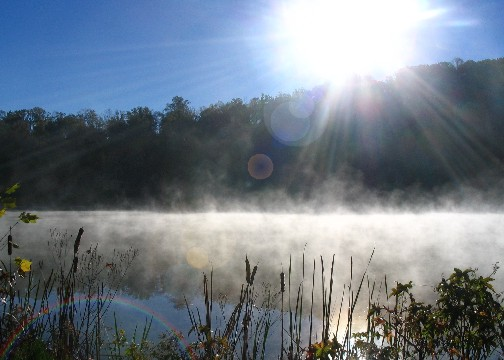 Cosby Lake