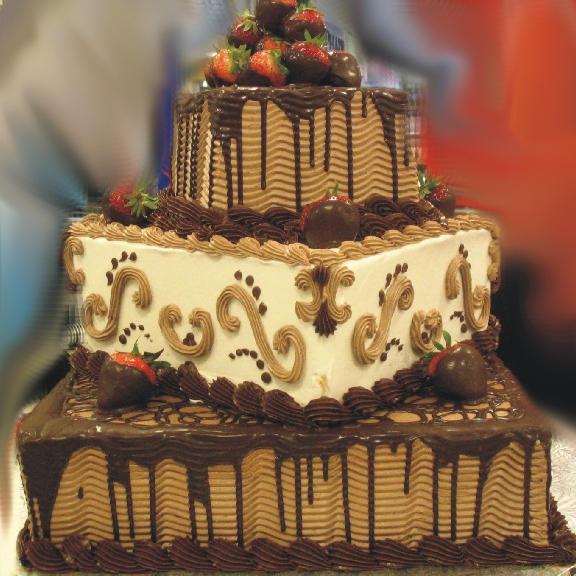 Grooms Cake by Digitalflattery