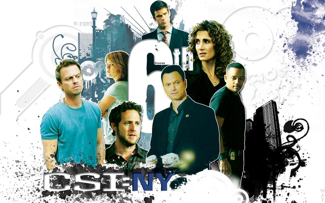 CSI:NY Season 6 by WATelse