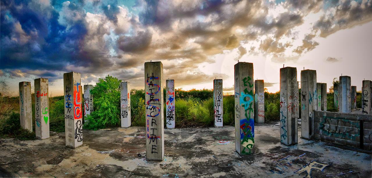 Urban Monoliths by SteelAtlas