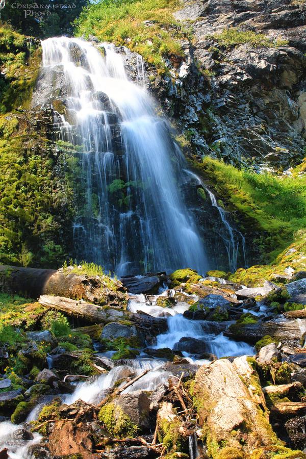 Plaikni Falls by SteelAtlas