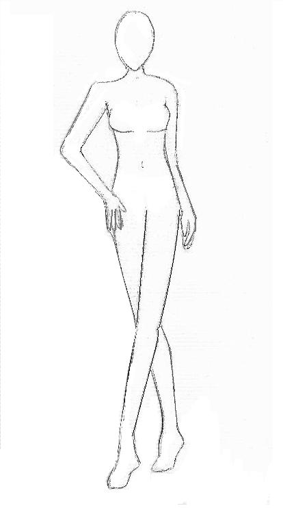 Figure drawing poses photo photos as well Stock Images Silhouette Elegant Girl Wedding Dress Beautiful Image39167804 likewise Fashion Base 124218802 furthermore  further Fashion Croquis Set Of 2 323215462. on female dress designs drawing