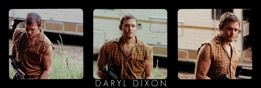 Daryl Dixon by TBS1108