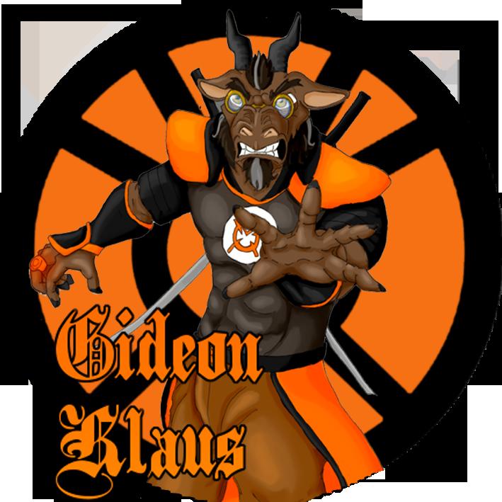 Gideon Klaus Lantern Badge by MorbiusMonster