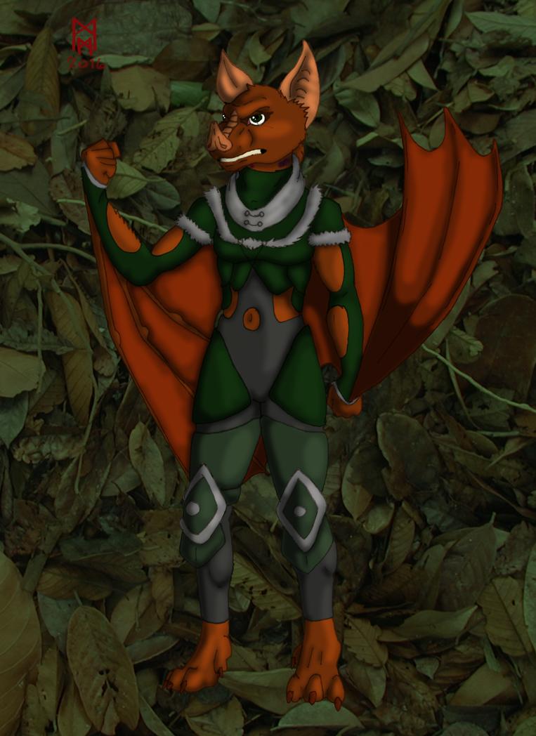 Liliac the Forsaken by MorbiusMonster