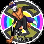 Marcus Spectrum Agent Badge