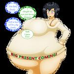 CMSN: Kjelle's Big Present