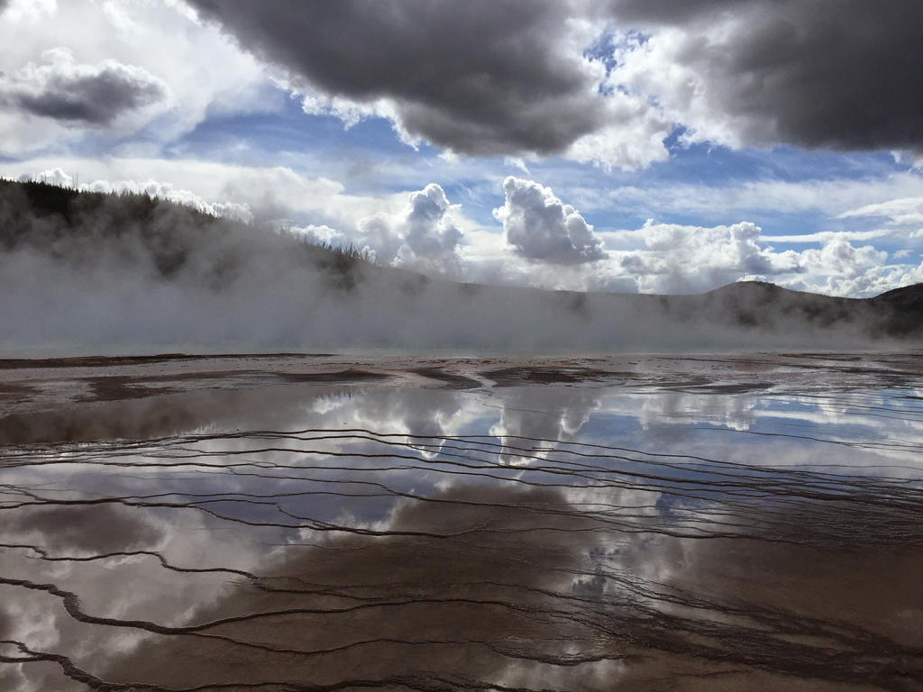 yellowstone grand prismatic spring 2 by tamumu61