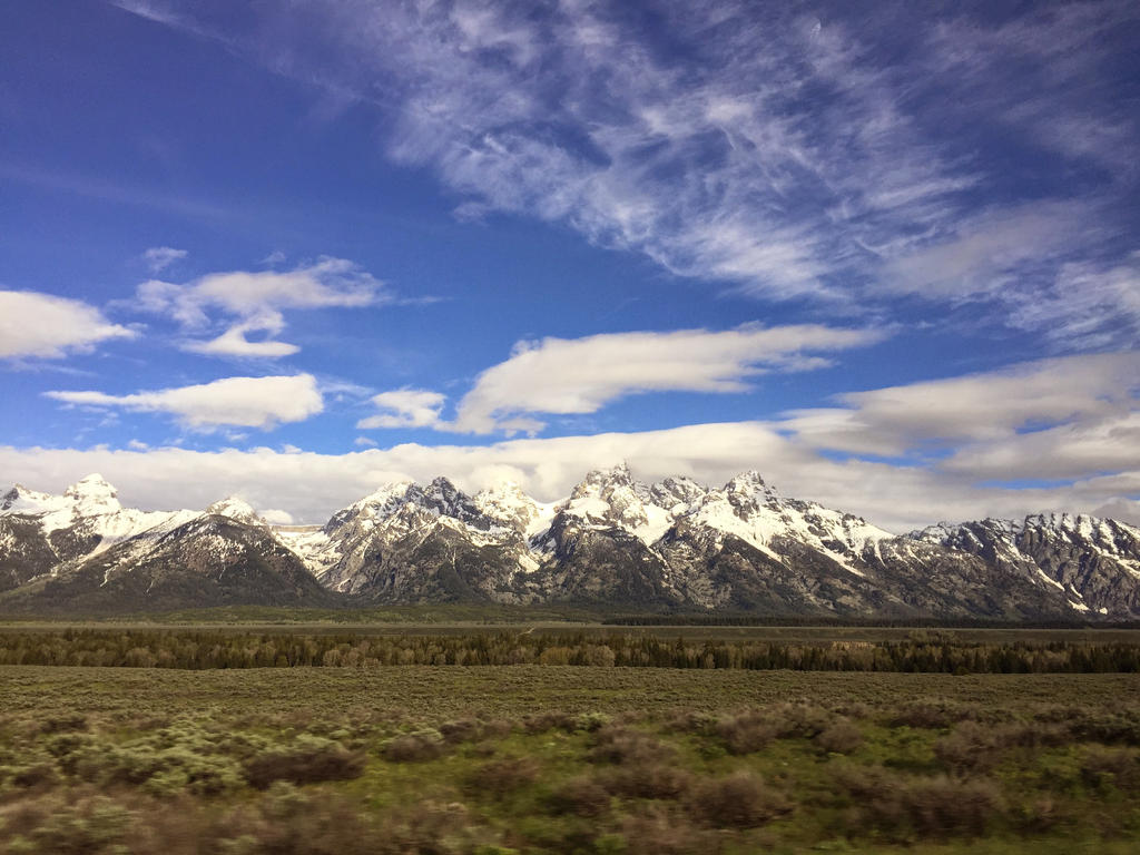 grand teton national park by tamumu61
