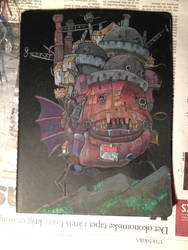 Howl's Moving Castle by Chaserize