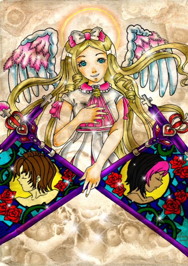 _CODIGO ANGEL_ by AFSEMsoul