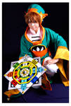 Shaoran Li cosplay_CCS