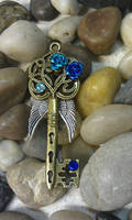 Heavenly Angels Fantasy Key by ArtByStarlaMoore