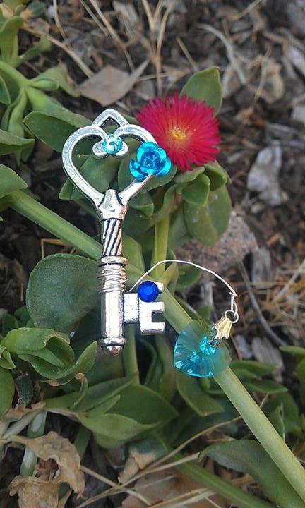 Oceanic Garden Fantasy key by ArtByStarlaMoore