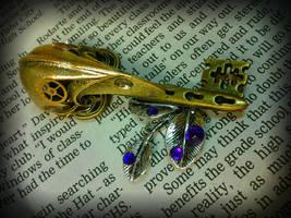 The Raven Fantasy Key by ArtByStarlaMoore