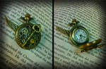 Functional Time Keeper Pocket Watch