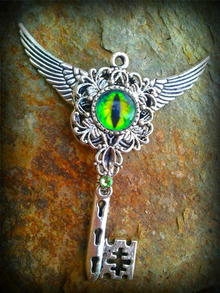 Dragon of Earth Fantasy Key by ArtByStarlaMoore on DeviantArt