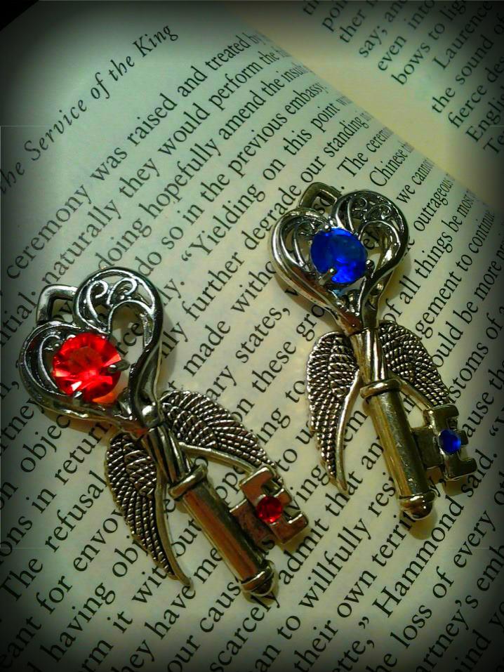 Loves Gemstones by ArtByStarlaMoore