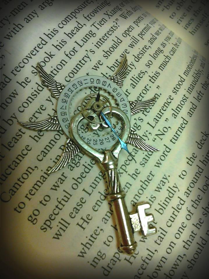 Oh, keys by ArtByStarlaMoore