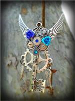 Sky Watcher by ArtByStarlaMoore