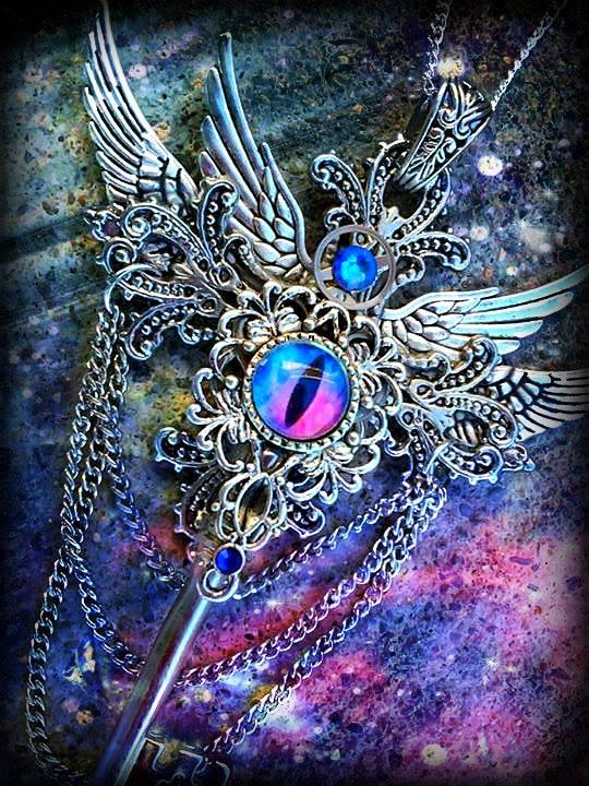 Meridian Keeper by ArtByStarlaMoore