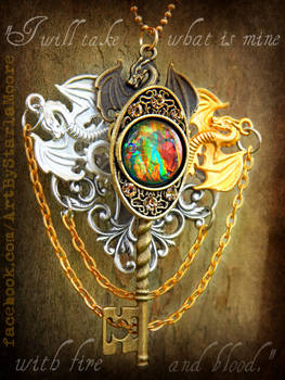 Mother of Dragons Key Auction