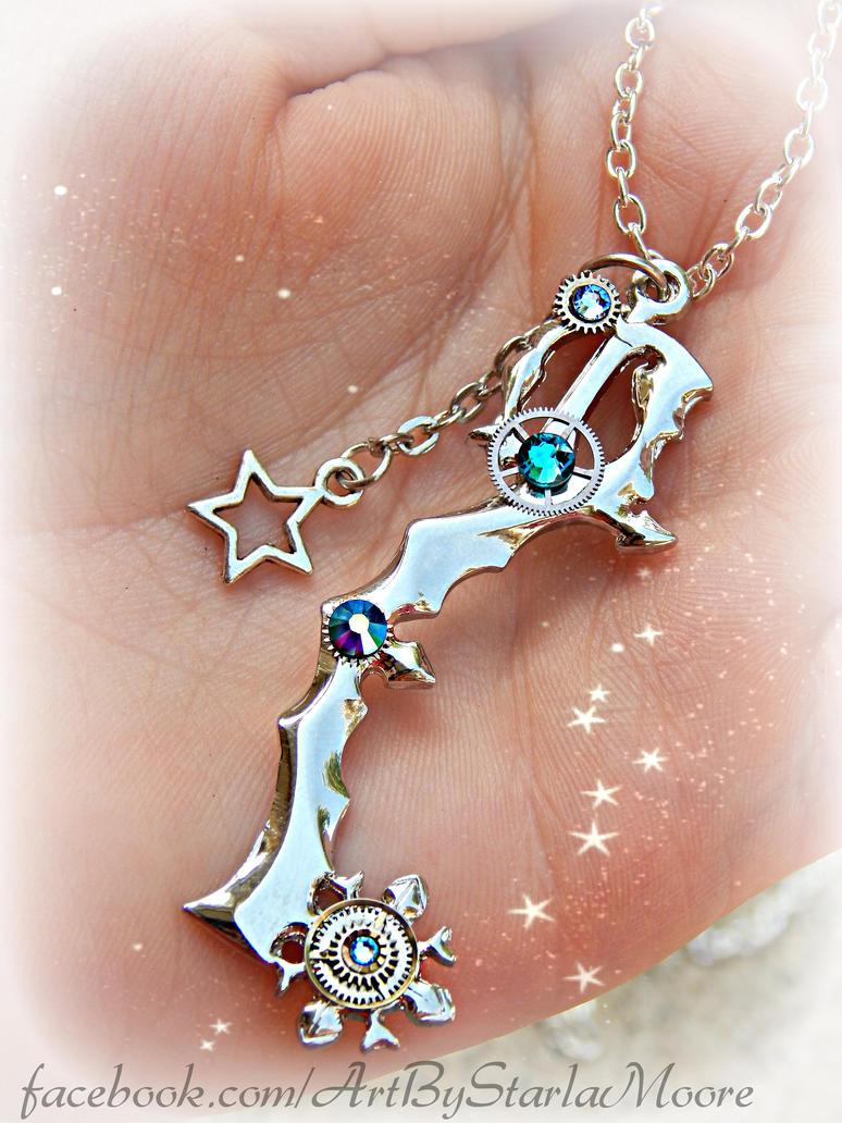 Diamond dust auction keyblade pendant by artbystarlamoore on diamond dust auction keyblade pendant by artbystarlamoore aloadofball Image collections