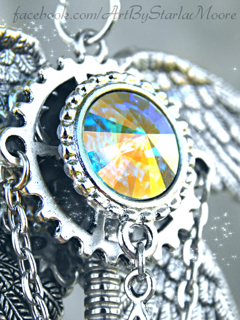 Glistening Eternity by ArtByStarlaMoore