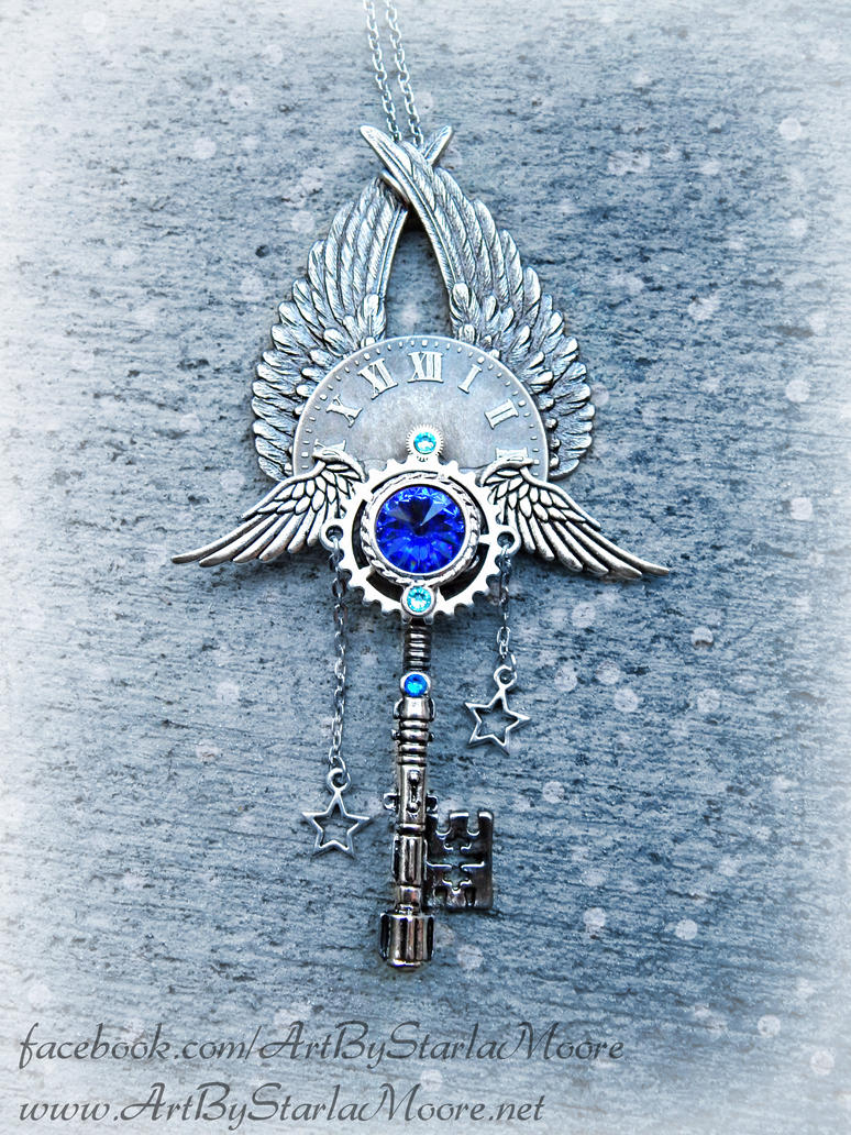 Ultimate Dr Who Key- Available 11-21-14 by ArtByStarlaMoore