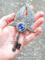 Ultimate Dr Who Key--Available 11-21-14 by ArtByStarlaMoore