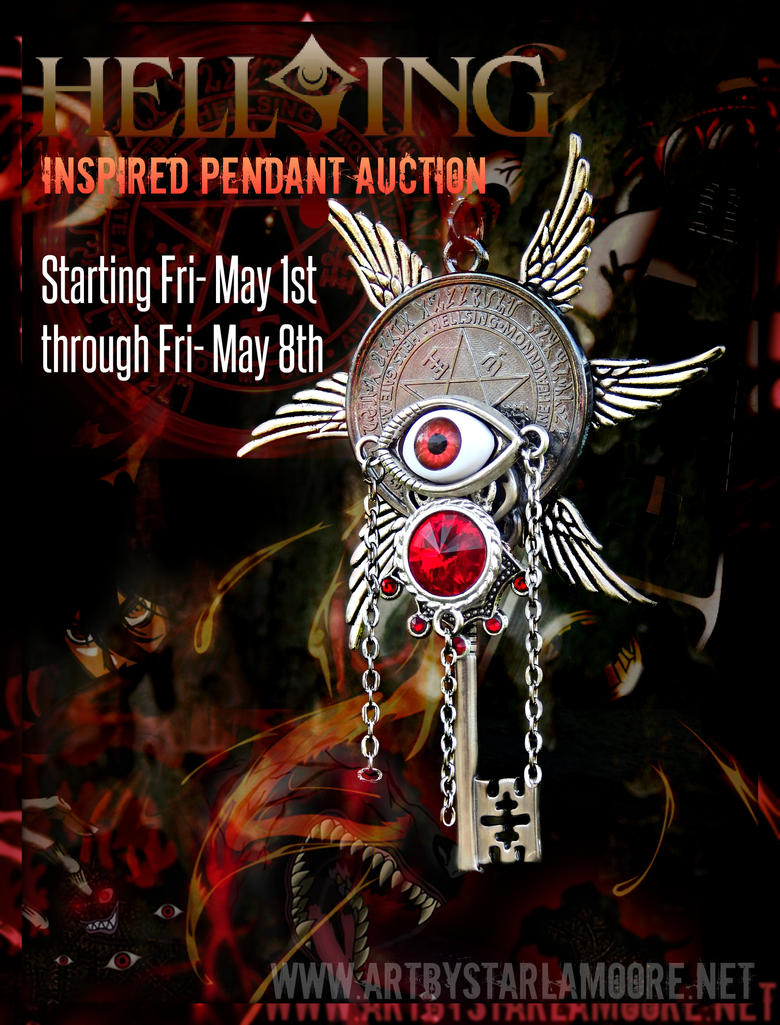 Hellsing Auction by ArtByStarlaMoore