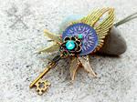 Northern Spirit Key Necklace