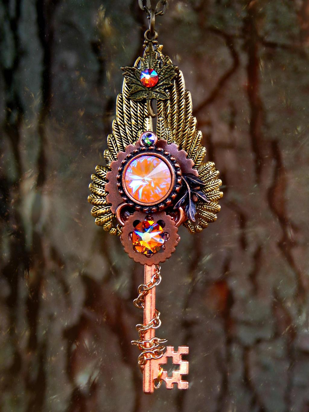 October Goddess Fantasy Key